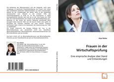 Buchcover von Frauen in der Wirtschaftsprüfung