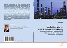 Capa do livro de Marketing-Mix im Investitionsgütermarketing