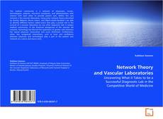 Bookcover of Network Theory and Vascular Laboratories