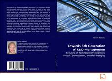 Bookcover of Towards 6th Generation of R