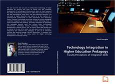Capa do livro de Technology Integration in Higher Education Pedagogy