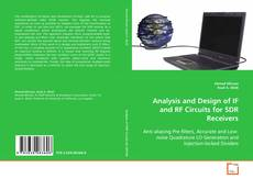 Capa do livro de Analysis and Design of IF and RF Circuits for SDR Receivers