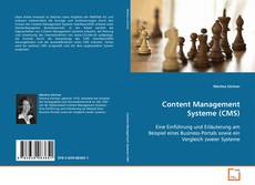 Bookcover of Content Management Systeme (CMS)