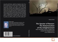 Обложка The Specter of Reason: The Historicization of the Enlightenment