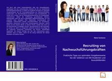 Portada del libro de Recruiting von Nachwuchsführungskräften