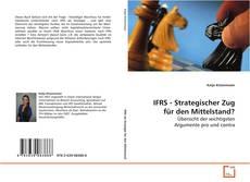 Обложка IFRS - Strategischer Zug für den Mittelstand?