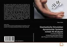 Buchcover von Stochastische Simulation dynamischer Systeme mittels FE-Analysen