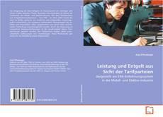Capa do livro de Leistung und Entgelt aus Sicht der Tarifparteien