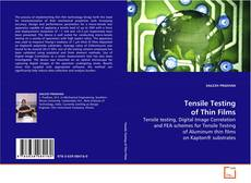 Bookcover of Tensile Testing of Thin Films