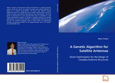 Portada del libro de A Genetic Algorithm for Satellite Antennas
