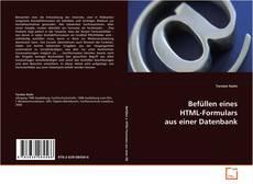 Buchcover von Befüllen eines HTML-Formulars aus einer Datenbank