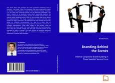 Portada del libro de Branding Behind the Scenes