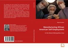 Borítókép a  Manufacturing African American Self-Employment - hoz