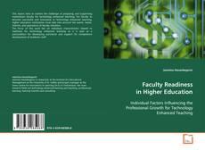 Portada del libro de Faculty Readiness in Higher Education