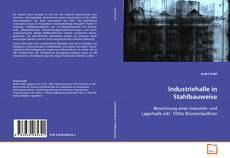 Buchcover von Industriehalle in Stahlbauweise