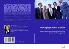 Обложка Demographischer Wandel