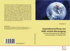 Kapitalbeschaffung von KMU mittels Börsengang的封面