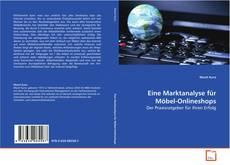 Capa do livro de Eine Marktanalyse für Möbel-Onlineshops