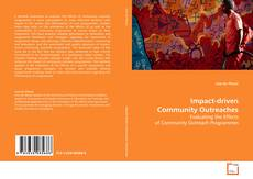 Bookcover of Impact-driven Community Outreaches