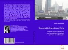Bookcover of Konsumgüterimporte aus China
