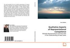 Borítókép a  Qualitative Aspects of Representational Competence - hoz