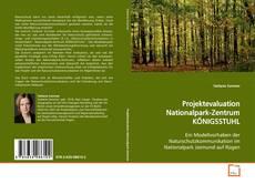 Capa do livro de Projektevaluation Nationalpark-Zentrum KÖNIGSSTUHL