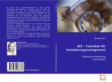 NLP – Techniken für Veränderungsmanagement kitap kapağı