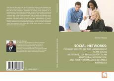 Couverture de SOCIAL NETWORKS: