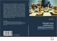 Capa do livro de Konzept eines webbasierten Expertenverzeichnis