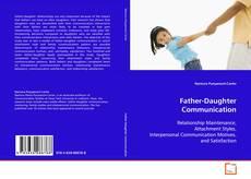 Capa do livro de Father-Daughter Communication