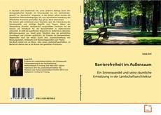 Buchcover von Barrierefreiheit im Außenraum