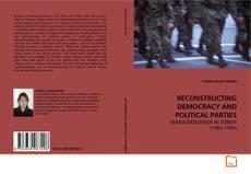 Buchcover von RECONSTRUCTING DEMOCRACY  AND POLITICAL PARTIES