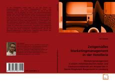 Buchcover von Zeitgemäßes Marketingmanagement in der Hotellerie