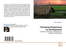 Buchcover von Changing Perspectives on Development