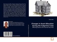 Changes in Asset Allocation during the Subprime Crisis kitap kapağı