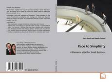 Bookcover of Race to Simplicity