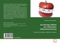 Buchcover von Kurzfristige Effekte der stationären Adipositasschulung
