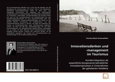 Portada del libro de Innovationsdenken und -management im Tourismus