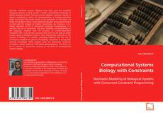 Computational Systems Biology with Constraints kitap kapağı