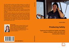 Portada del libro de Producing Safety