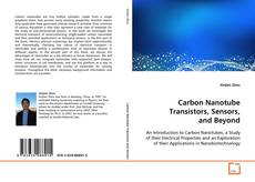 Capa do livro de Carbon Nanotube Transistors, Sensors, and Beyond