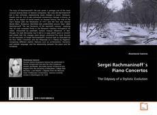 Bookcover of Sergei Rachmaninoff`s Piano Concertos