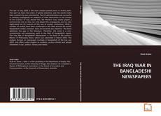 Portada del libro de THE IRAQ WAR IN BANGLADESHI NEWSPAPERS