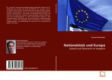 Bookcover of Nationalstolz und Europa