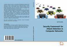 Borítókép a  Security Framework for Attack Detection in Computer Networks - hoz