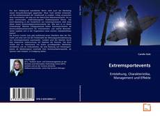 Bookcover of Extremsportevents