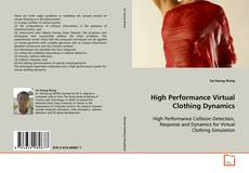 High Performance Virtual Clothing Dynamics kitap kapağı