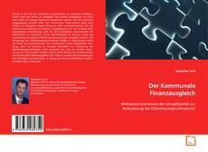 Buchcover von Der Kommunale Finanzausgleich