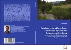 Buchcover von Gewässerentwicklungskonzeption am Beispiel des Schweinebachsystems