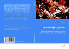 """Bookcover of The """"Homeless Etiquette"""""""